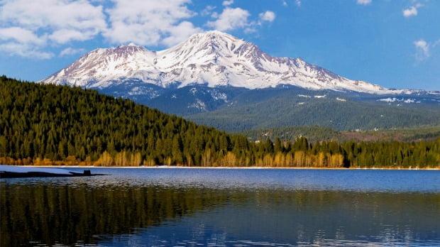 Mt. Shasta California
